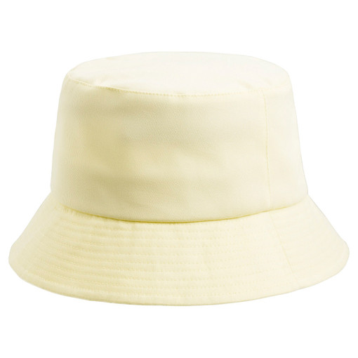 Oroton Wren Bucket Hat in Lemon and null for female