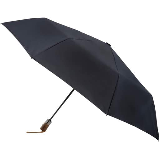 Oroton Gentlemens Mini Umbrella in Navy and Nylon for male