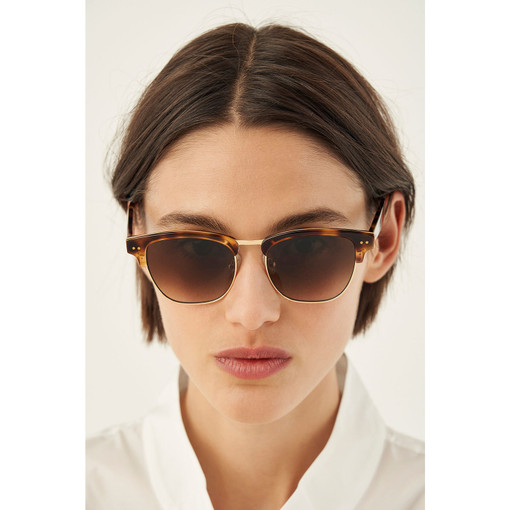 Oroton Coco Sunglasses in Tort and Acetate for female