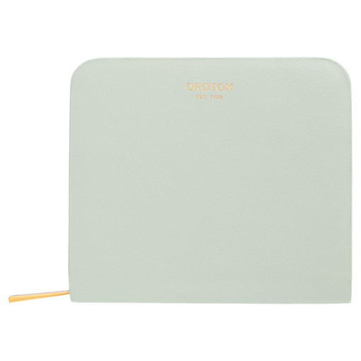 Oroton Minna Small Seamless Wallet in Green Birch and Smooth Leather for female